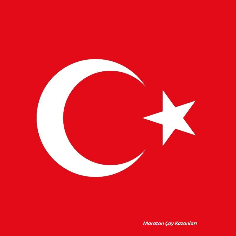 Kare Türk Bayrağı
